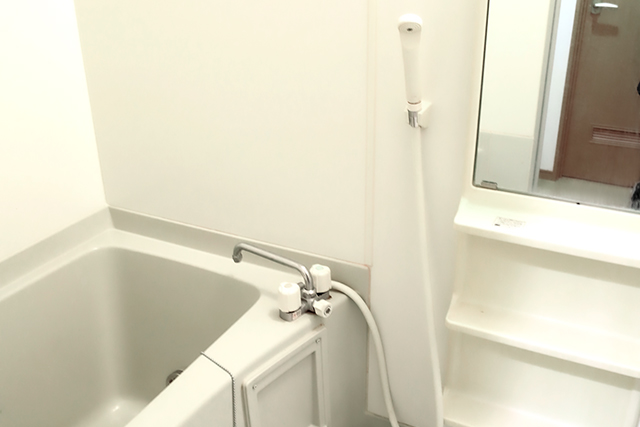 バストイレもちろん別です!